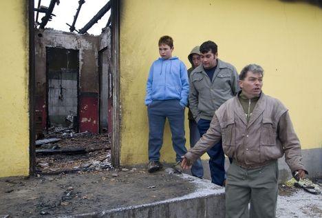tűz tatárszentgyörgy