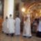 szentmise a kegyszobornál