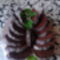 Csokis  kókuszos őzgerinc