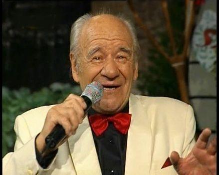 Győri Szabó József magyarnóta énekes 1