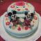 Mickey & Minnie torta