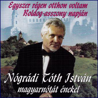 Nógrádi Tóth István - Artisjus díjas