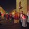 Bosák Nándor, a Debrecen-Nyíregyházi Egyházmegye püspöke átveszi a keresztet