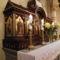 Szent József oltára