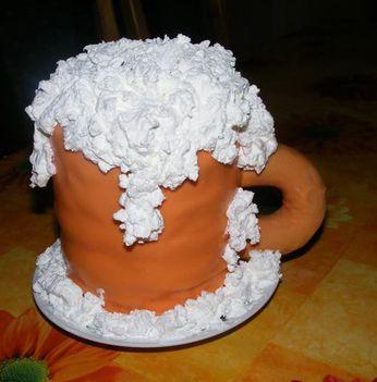 Söröskorsó torta