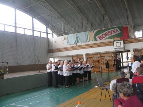 Nyugdíjas klubosok műsora