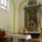 Római katolikus templom, Bakonypéterd