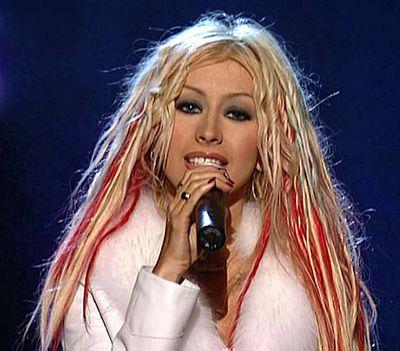 Chiristina Aguilera 5