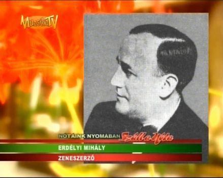 Erdélyi Mihály - zeneszerző