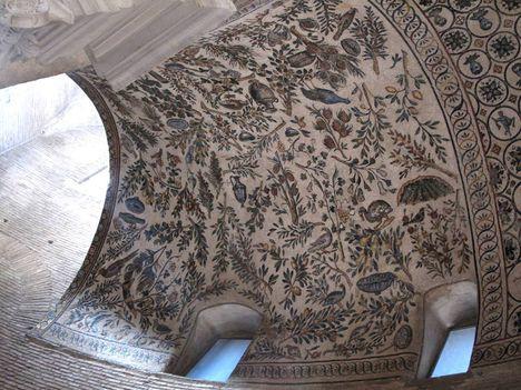 Roma_ mosaici del Mausoleo di Santa Costanza_ IV sec
