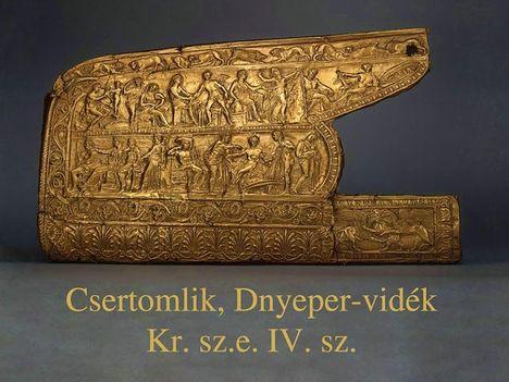 dnyeper vidéki szkíta művészet