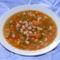Fejtettbab leves