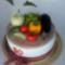 zöldség torta