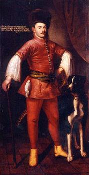 Esterházy Pál 1655