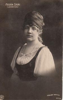 Fedák Sári