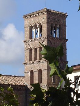 isola - San Bartolomeo harangtornya