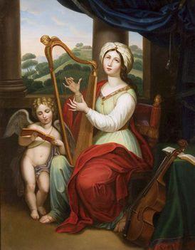 November 22: Szent Cecília szűz és vértanú.