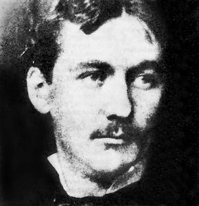 Csontváry Kosztka  Tivadar fiatalkori képe