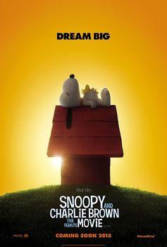 Snoopy 2015-ben a mozikban