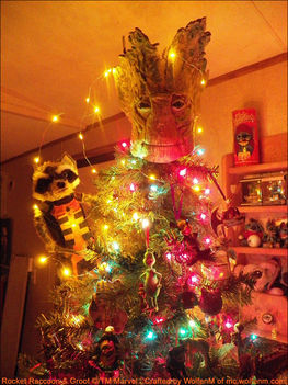 Groot karácsonyfa