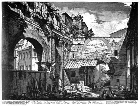 Portico di Ottavia 1