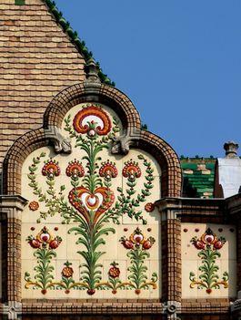 Városháza, homlokzat