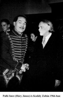 Palló Imre - Kodály Zoltán
