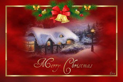 Békés Karácsonyi Ünnepeket