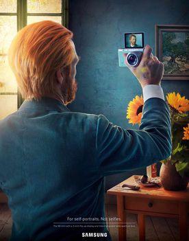 Samsung és Van Gogh