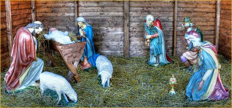 Betlehem Gönyűn - 2014 Karácsony