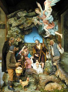 JÉZUS SZÜLETÉSE 3