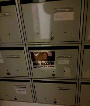 Kedvenc postaládánk