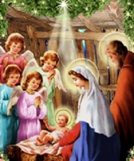 December 25:Karácsonyi - Jézus születése