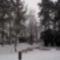 Izelitő a mai hóesésből