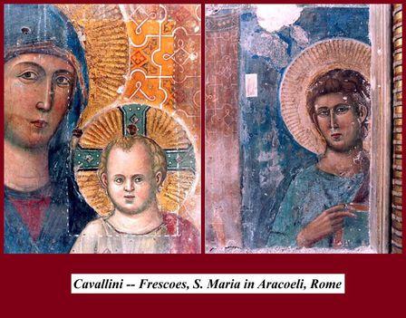 Cavallini _S_Maria in Aracoeli templom1