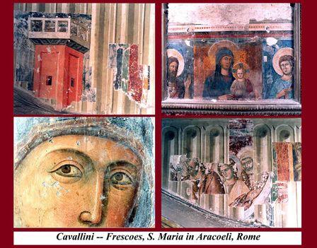 Cavallini _S_Maria in Aracoeli templom2