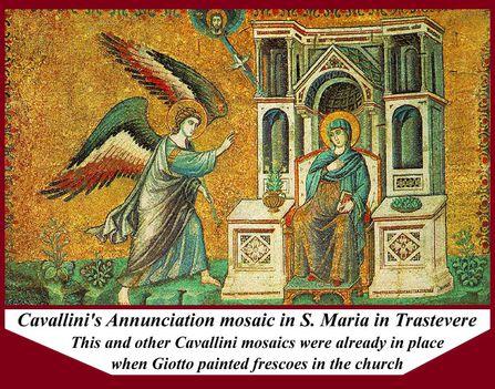 Cavallini_Santa Maria in Trastevere1