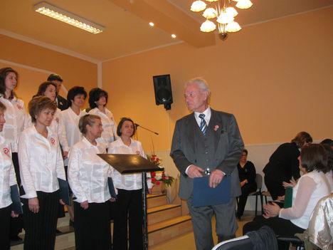 Erkel Ferenc Énekkar 2011. március 15.