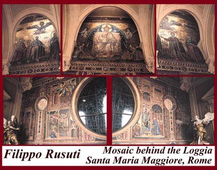 Filippo Rusuti_Santa Maria Maggiore bazlika1