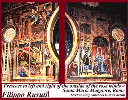Filippo Rusuti_Santa Maria Maggiore bazlika2