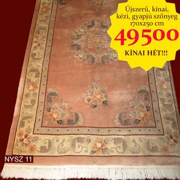 kínai szőnyeg 7