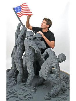 LEGO vs ember