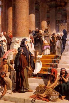 November 21:A Boldogságos Szűz Mária bemutatása a templomban