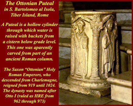 Ottonian Puteal_S_Bartolomeo al Isola