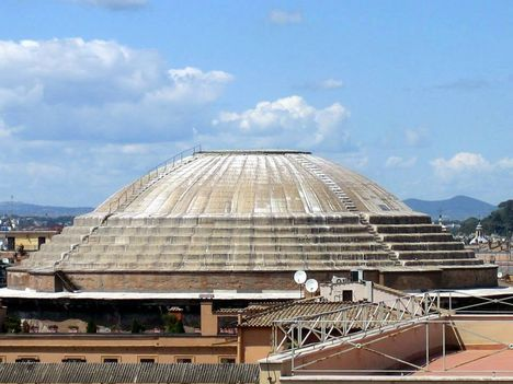 Pantheon kupola
