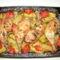 Portugál tepsis csirke