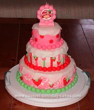 Torta kislányoknak