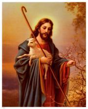 - Jézus az Isten báránya
