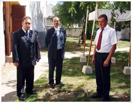 Egyházközségi képviselők