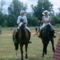 Falunapi lovasbemutató